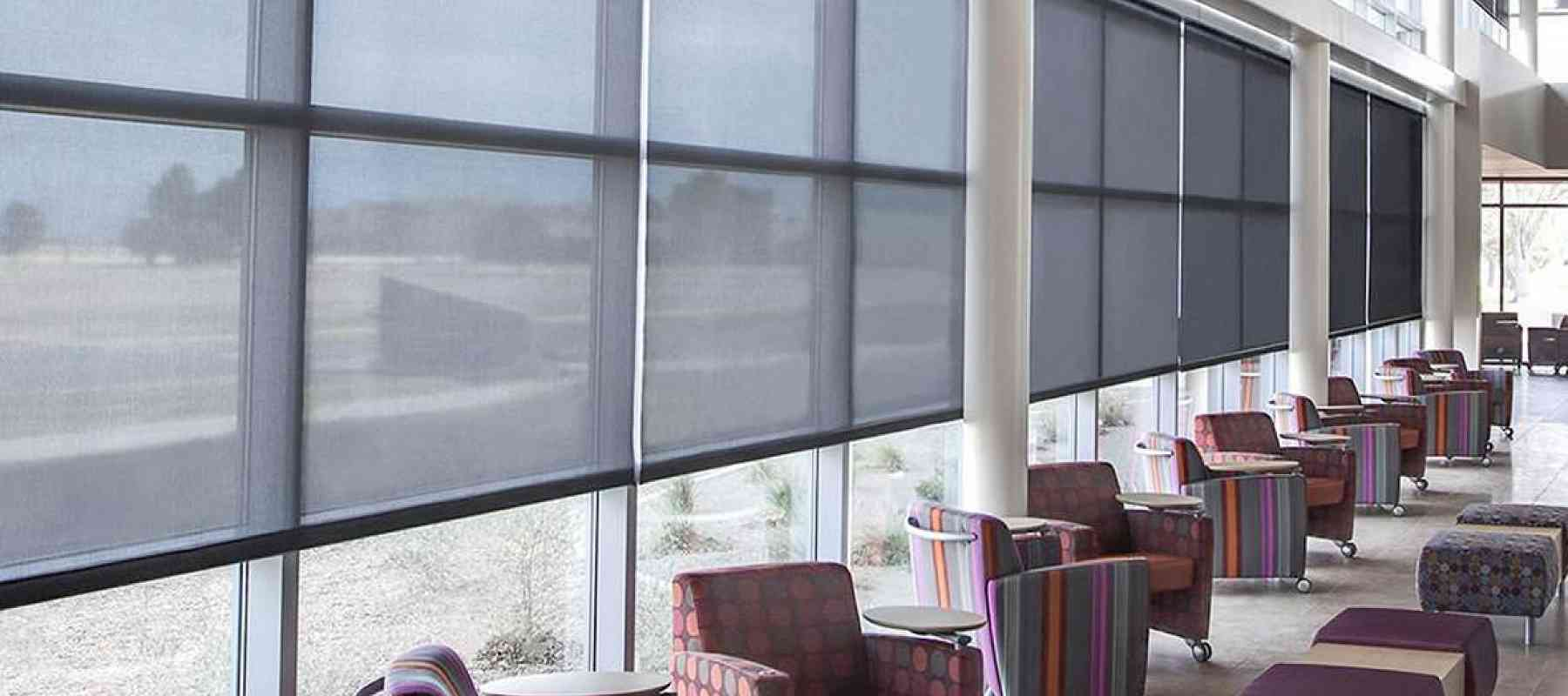 Solar Shades Offer Versatile Lighting and Privacy Options